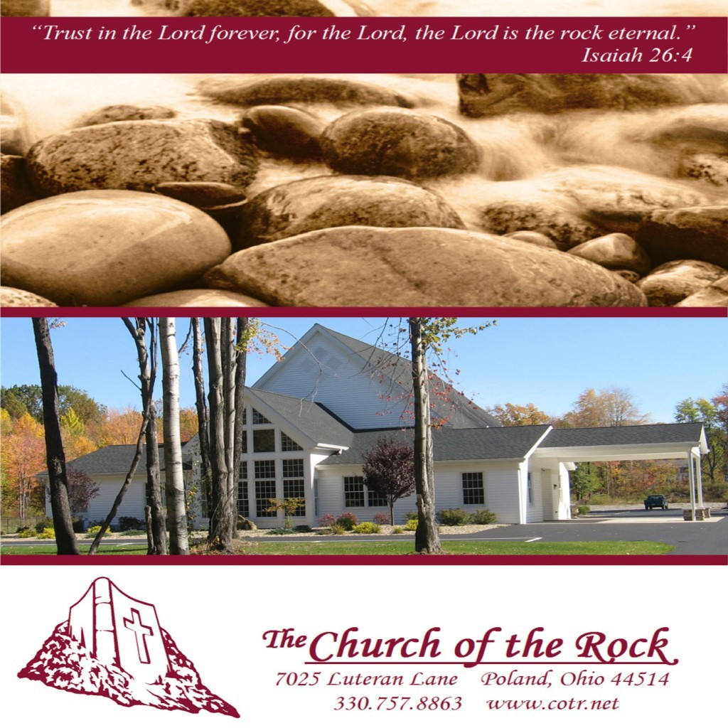 Sermons – Church of the Rock